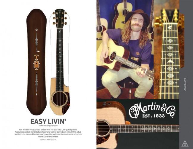 Martin Guitar & Danny Davis