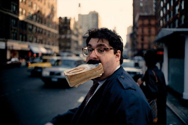 Jeff Mermelstein: Sidewalk, 1995