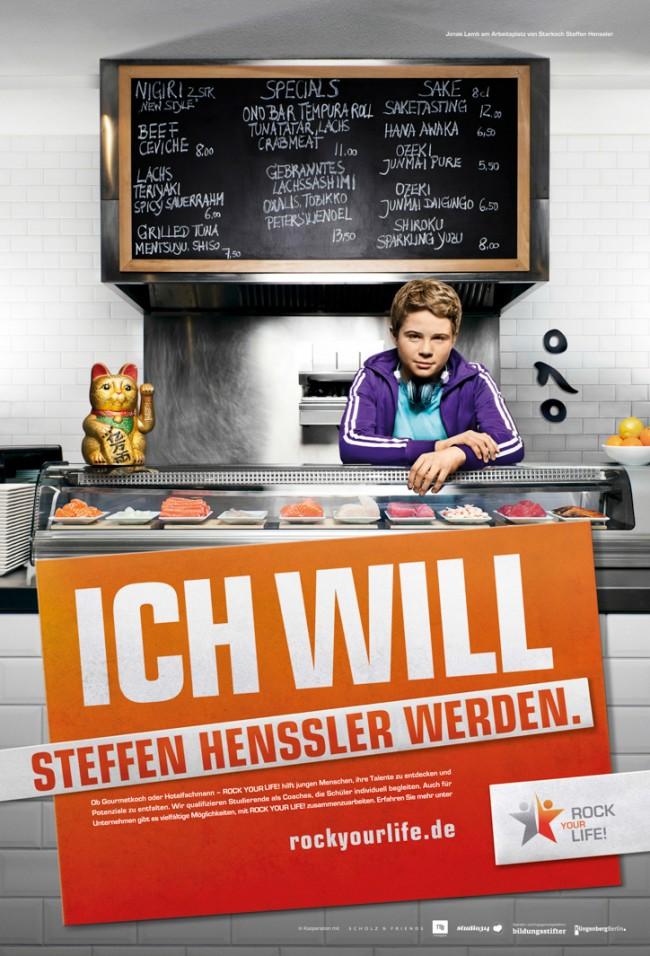 Rock your life | Steffen Henssler