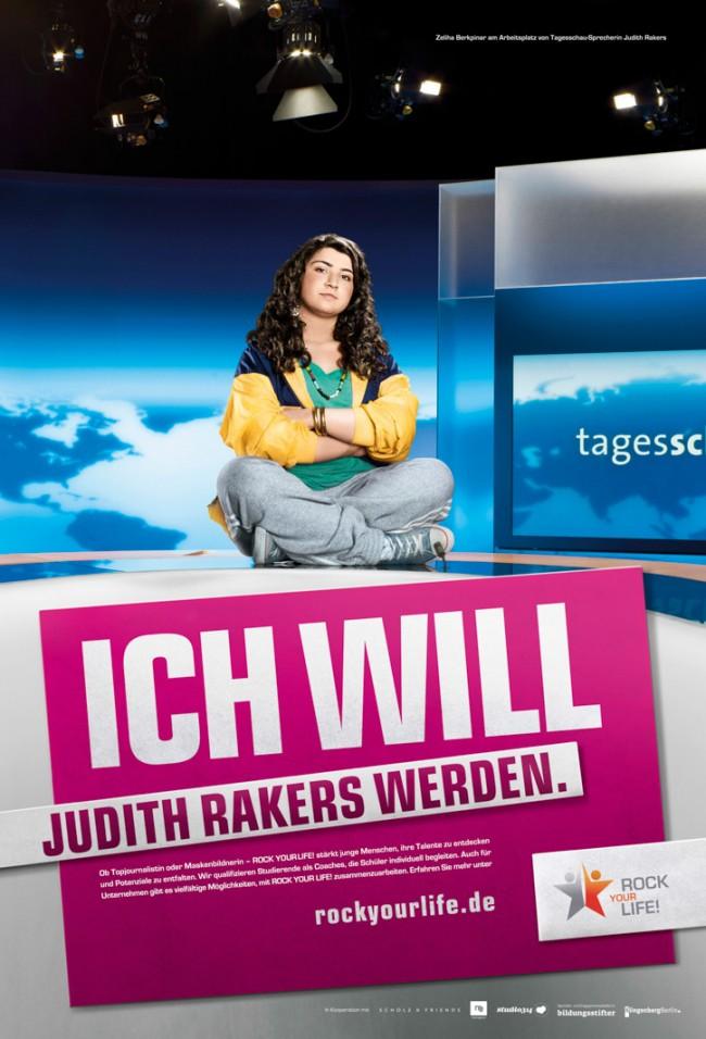 Rock your life | Judith Rakers