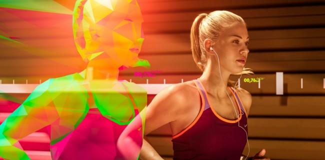 Harder Runner Faster Stronger | Model: Antje Waldschmidt | Make-up: Natty Grier | 1st Assistent: Julia Klug | Illustration: Björn Ewers