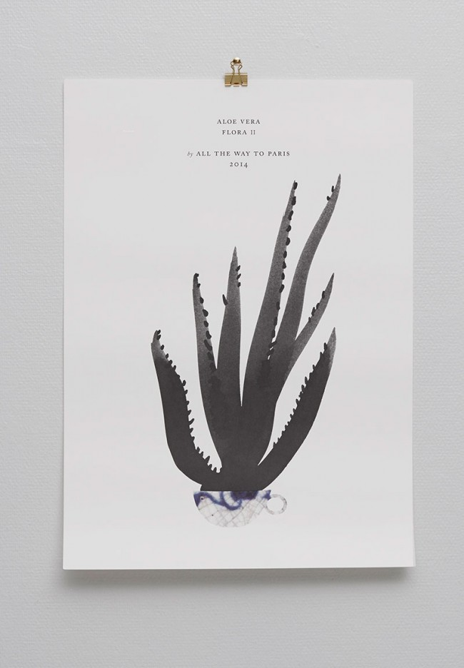 Flora Posters