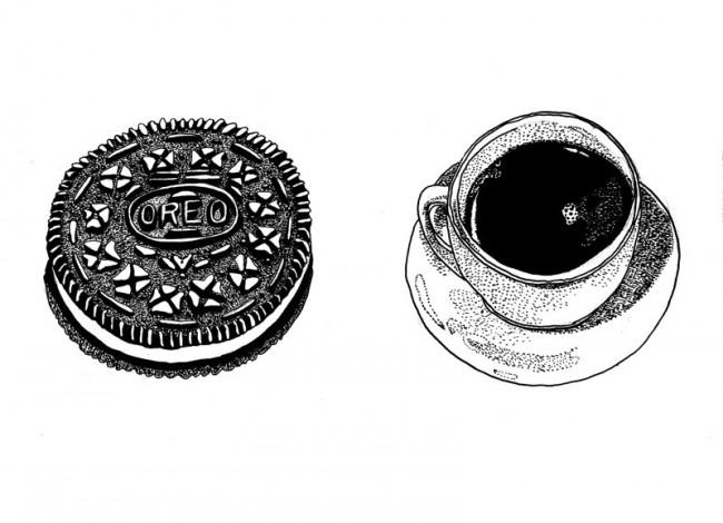 Oreo-Coffee