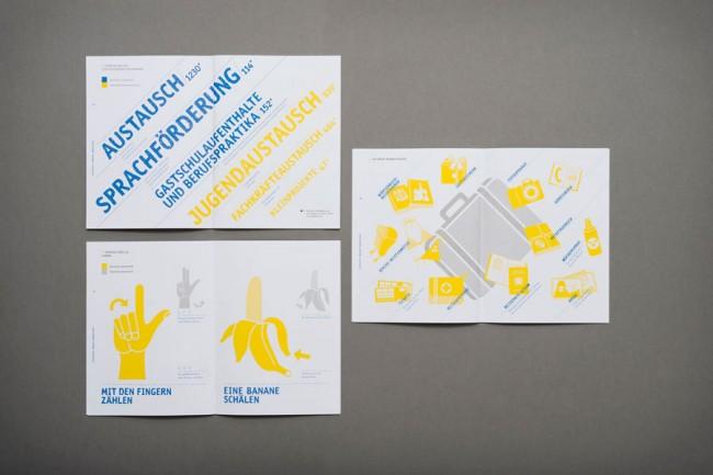 Eiga Design für die Stiftung Deutsch-Russischer Jugendaustausch