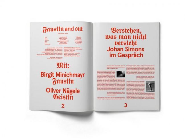 Herburg Weiland für das Residenztheater München