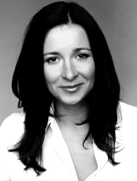 Veronika Illmer, leitende Artdirektorin der BILD Zeitung