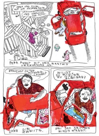Anna Sailamaa, Comic Atlas Finnland