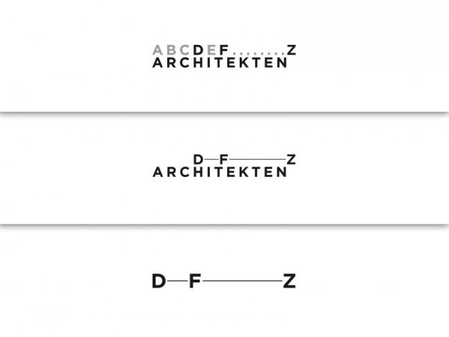 Logo DFZ Architekten