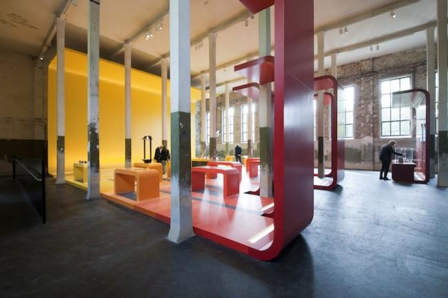 Ausstellungsraum »Kaue OG«