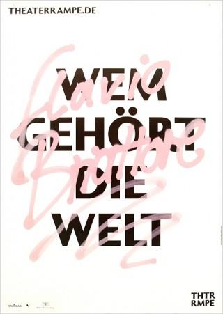 Wem gehört die Welt: Flavio Briatore / Hardrock Cafe Schwäbisch Hall / GLS Bank / Jean Luc Picard von der Enterprise