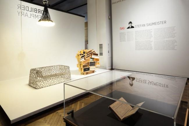 MAK-Ausstellungshalle Auswahl Stefan Sagmeister