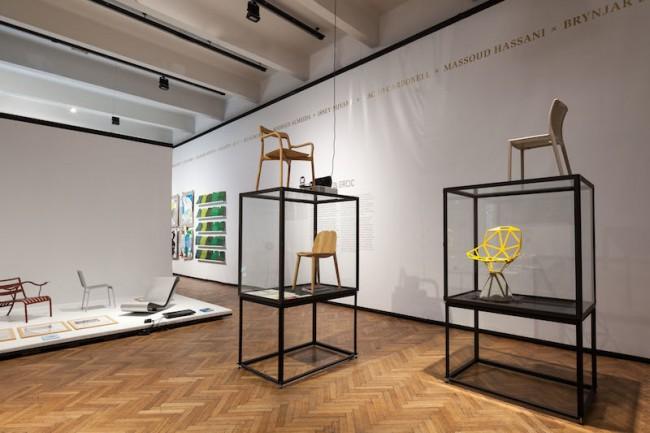 MAK-Ausstellungshalle Auswahl Konstantin Grcic