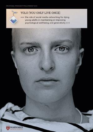 Editorialdesign für das Forschungsprojekt »YOLO«