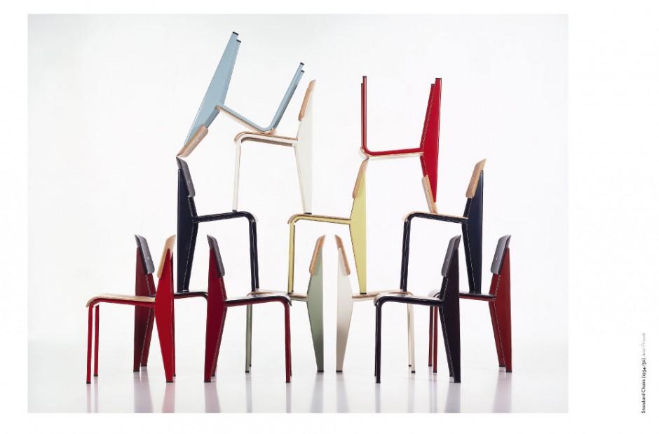 Standard Chairs (1934 /50) Jean Prouvé