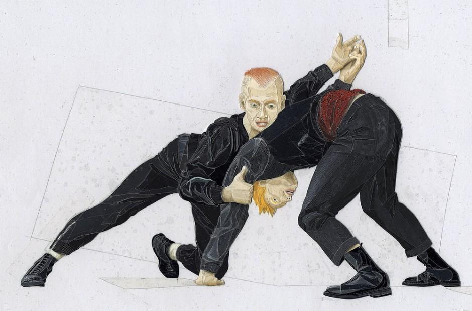 Kategorie Illustration: Martin Müller alias Herr Müller