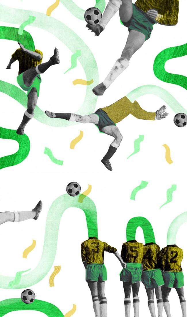 Fußball – Samba