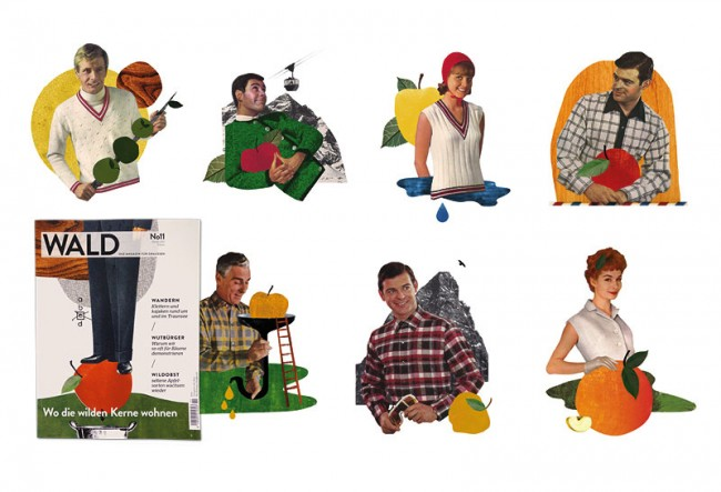 WALD Magazin – Äpfel