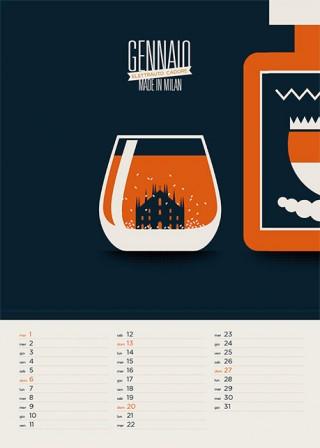 Elettrauto bar, Calendar 2012