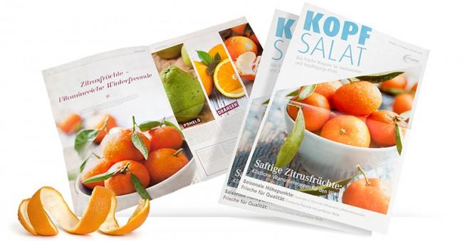 CF Gastro Kundenmagazin