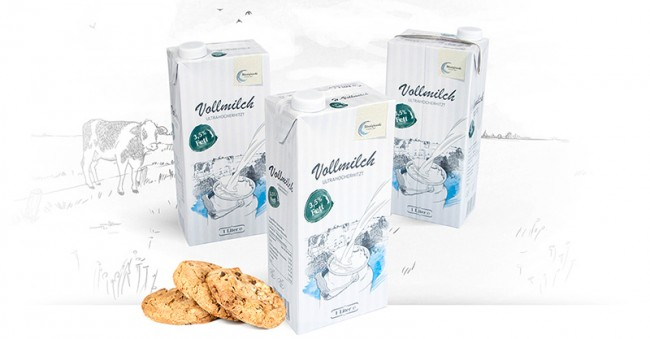 CF Gastro Weidefrische Milch