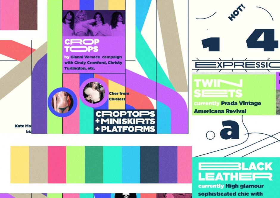 London Fashion Week Boiling Trends, 2014