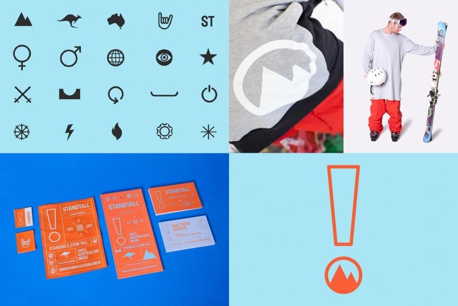 Daniel Sammut bildet zusammen mit Blake Mills das Studio Made Together, das ebenso schlichte wie hochwertige Corporate Designs kreiert — Québec lässt grüßen, dennoch 100% made in Australia!
