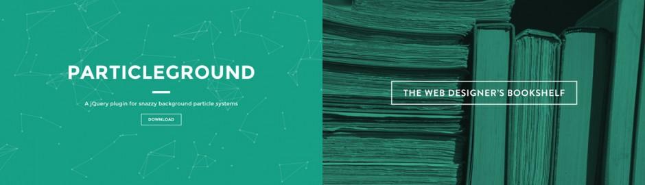 Jonathan Nicol ist ein technisch orientierter Designer und Web-Entwickler, der sich mit strukturell und typografisch anspruchsvollen Internetpräsenzen beschäftigt. Daneben bloggt er über Nützliches wie den »Particleground« oder sein eigenes Wissensarchiv »The Web Designer's Bookshelf«. http://webdesignersbookshelf.com/