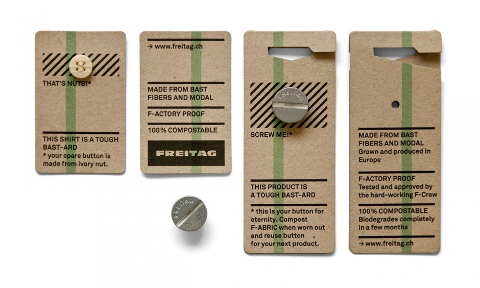 Labelling & Hangtags