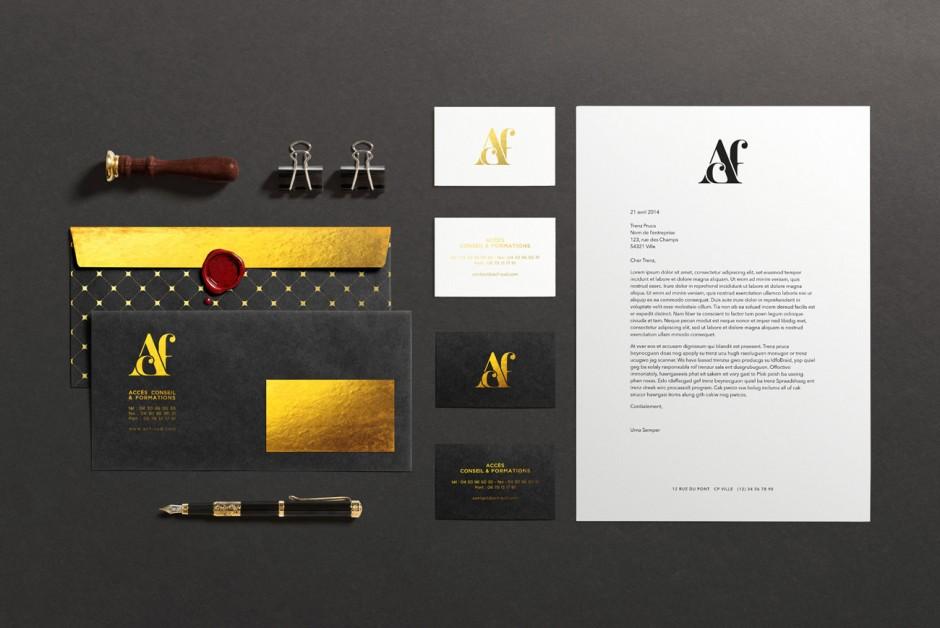 Acf – Stationery