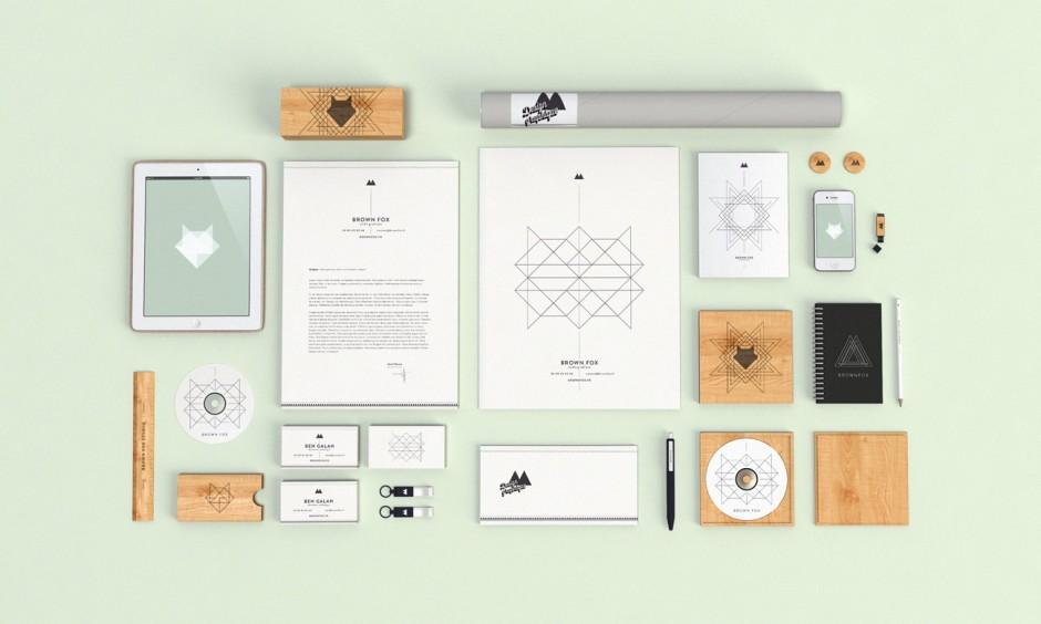 Brown Fox – Stationery