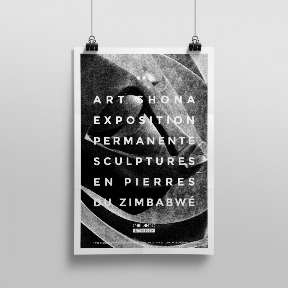 Dolono Ethnik – Poster
