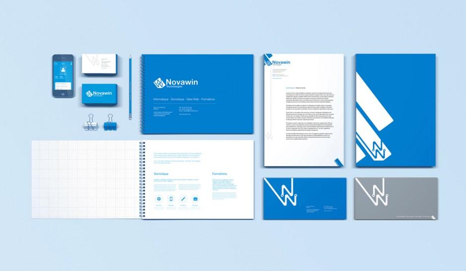 Novawin – Stationery
