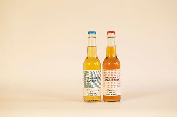 Mehr Hipster-Limonade als Bier:Asterik & Hash von Andrea Talone