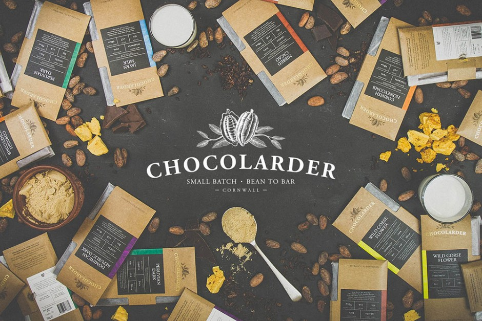 Chocolarder bean to bar chocolate