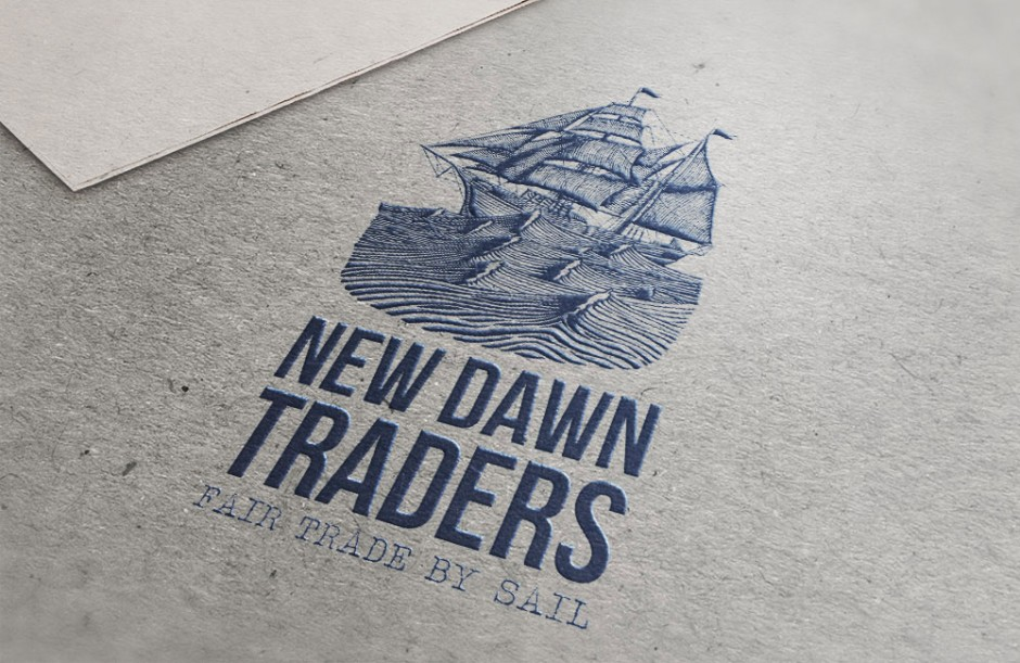 New Dawn Traders logo