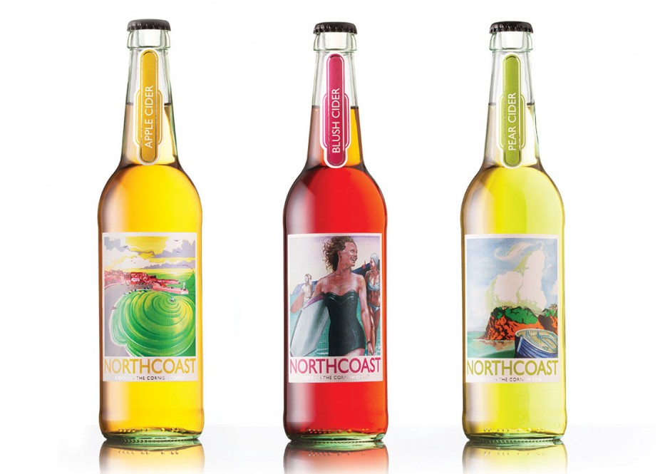Northcoast Cider Bottles