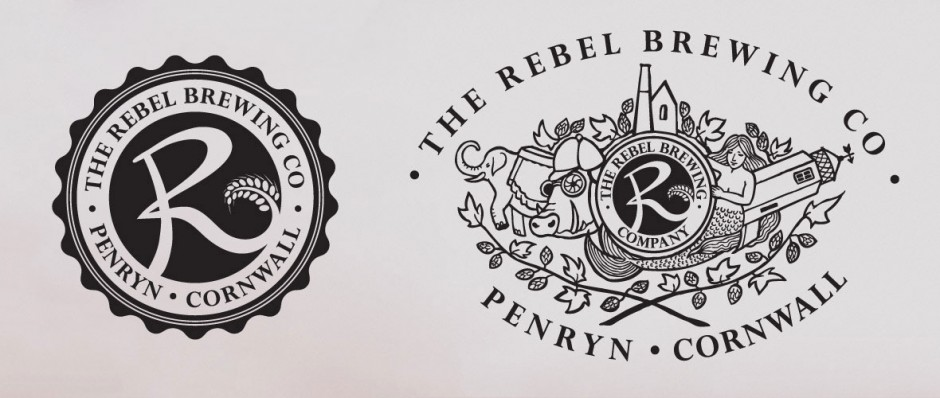 Rebel Brewing Co Brand Design
