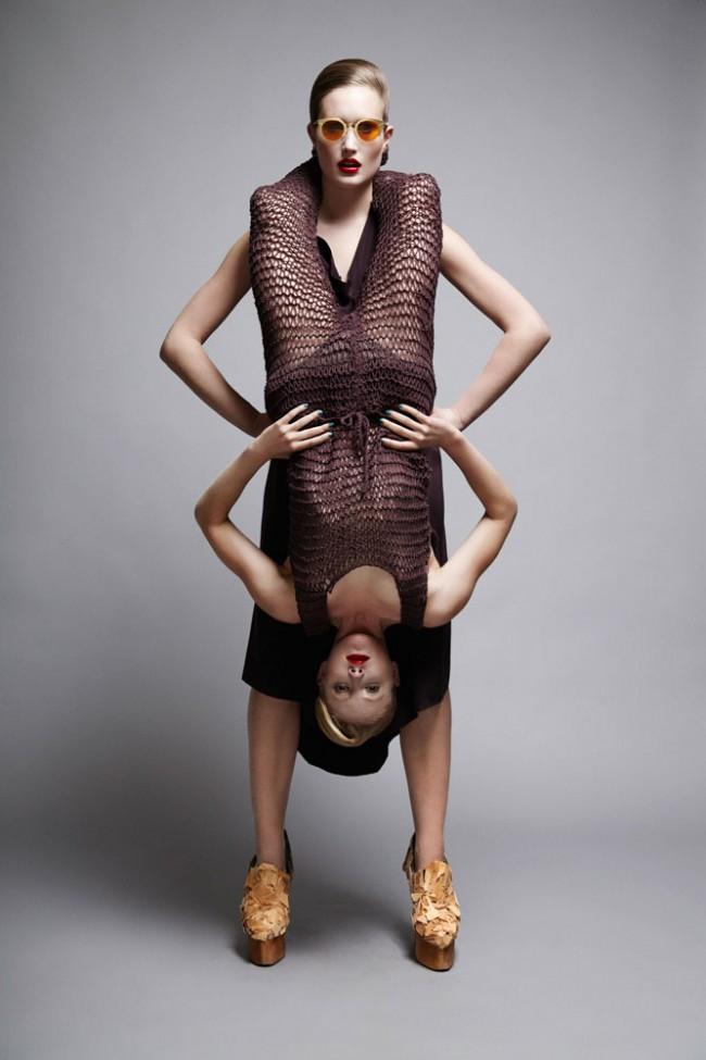 Fotos von Kerstin Jacobsen für Œ #3, Styling Rainer Metz