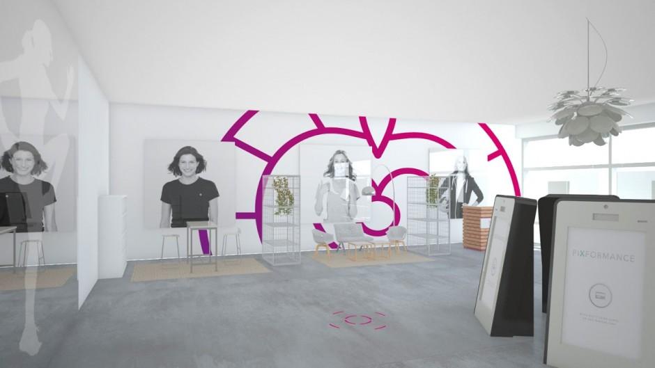 Creative Direction: Damian Gerbaulet. Das Interior Design entstand gemeinsam mit dem Innenarchitekten Patrick Kenzler.