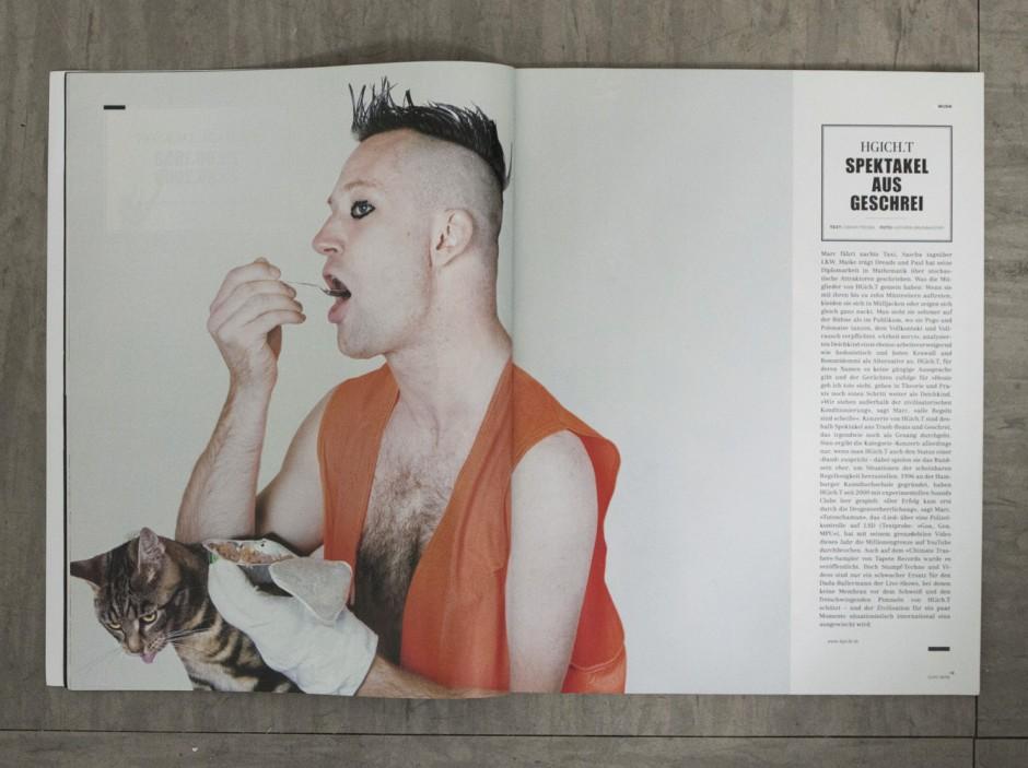 HGich.T - für SPEX, Magazin für Popkultur