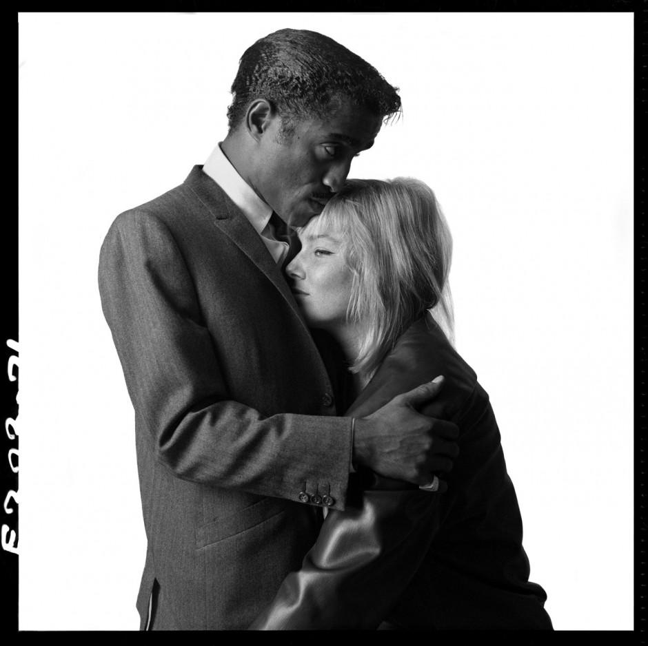 © Brian Duffy, Sammy Davis Jr. and his wife May Britt