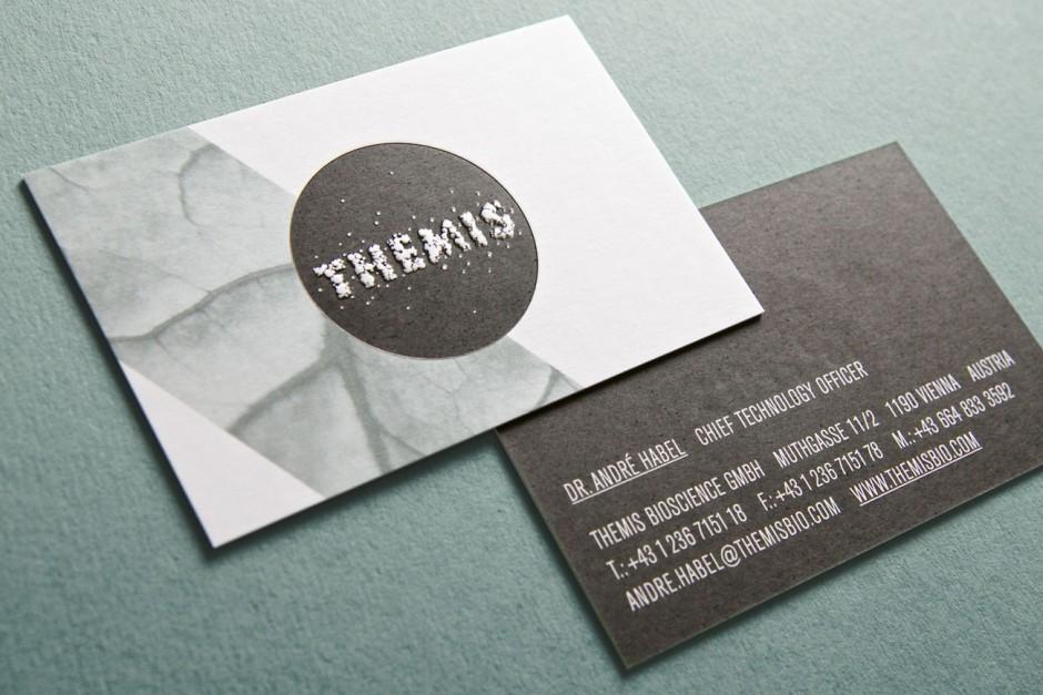 Themis – Visitenkarten