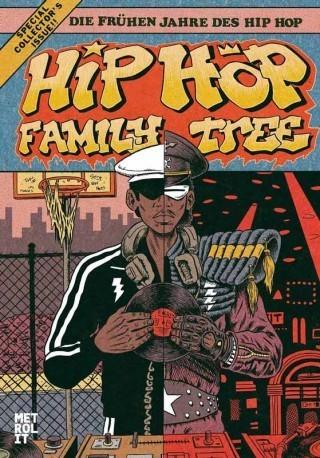 Ed Piskor: Hip Hop Family Tree. Metrolit Verlag, 120 Seiten. 22,90 Euro. 978-3-8493-0090-6 www.metrolit.de