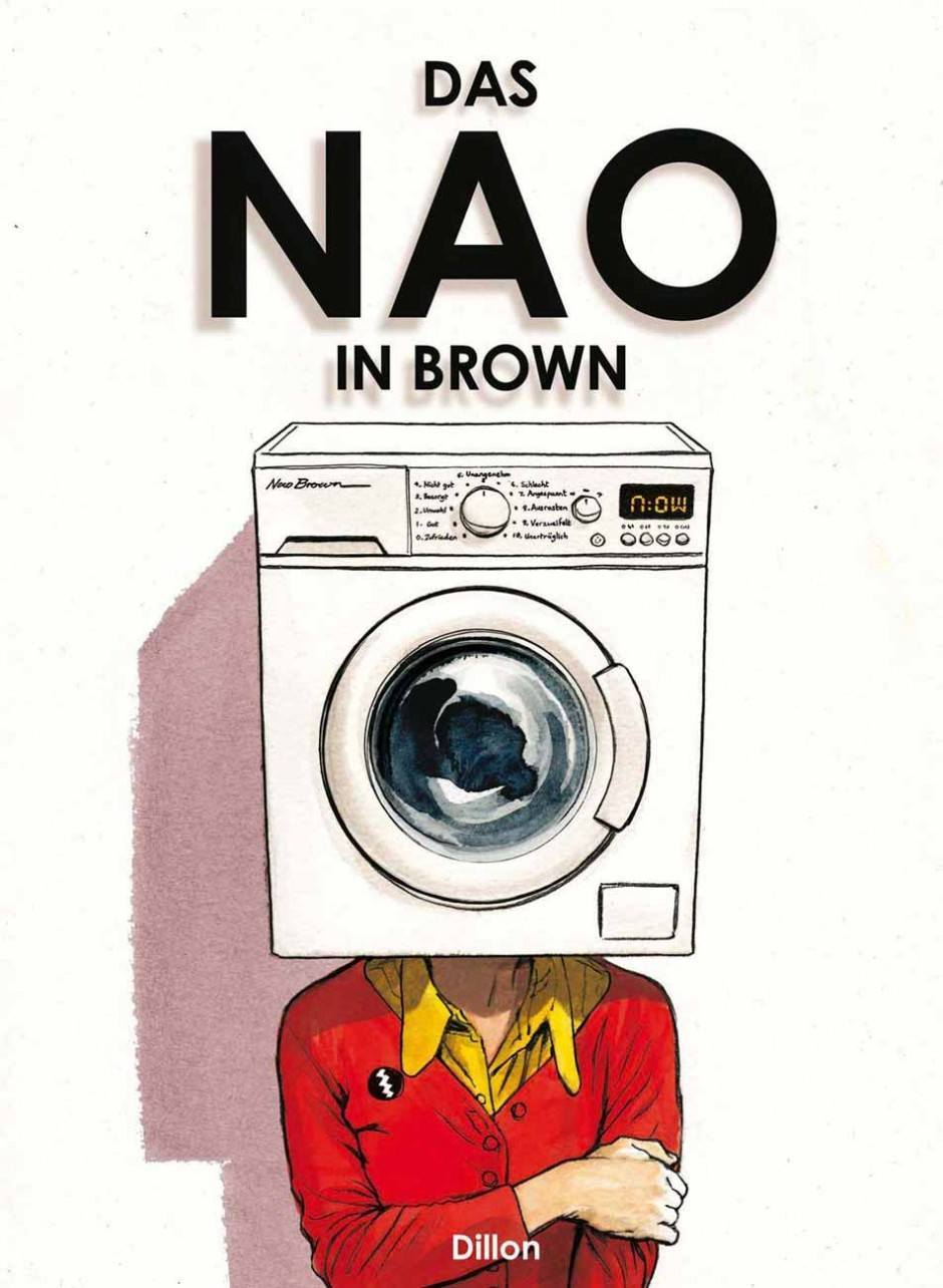 Glyn Dillon: Das Nao in Brown. Egmont Graphic Novel, 208 Seiten. 29,99 Euro. ISBN 978-6-7704-5502-7 www.egmont-graphic-novel.de