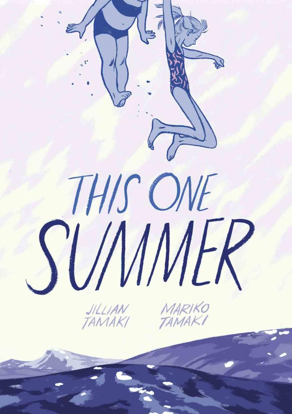 Jillian Tamaki: This One Summer. First Second Books (USA), 320 Seiten. ISBN 978-1-59643-774-6 www.jilliantamaki.com