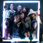 Randfarben Gruppenfoto