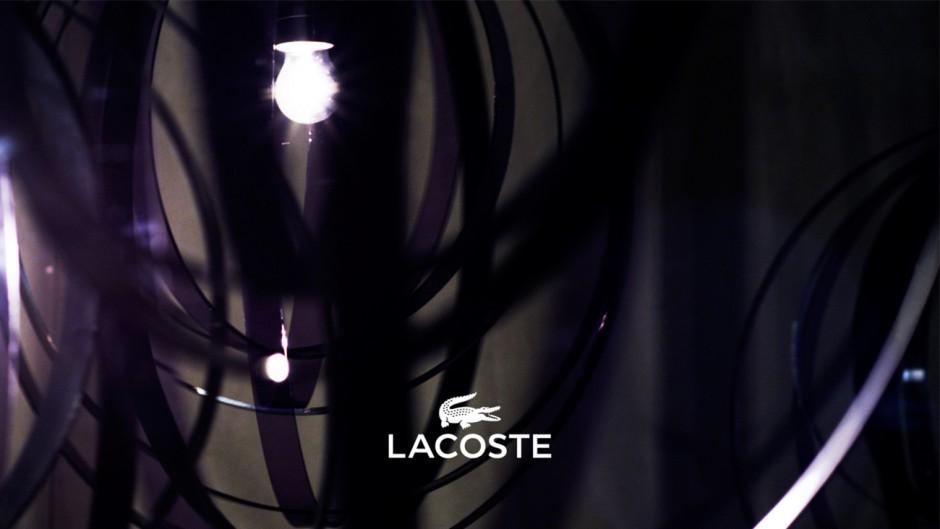 Lacoste LED Films