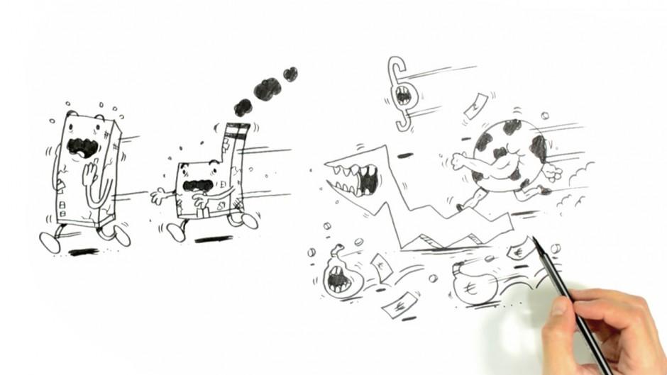 Neue Effizienz – Animation
