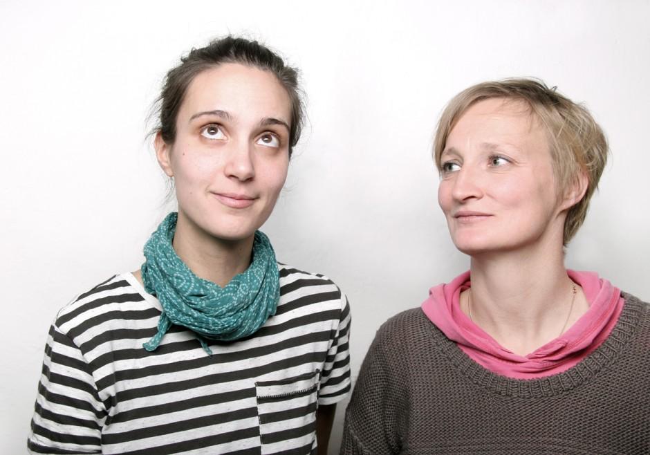 Tanja Kapahnke & Simone van Eldik