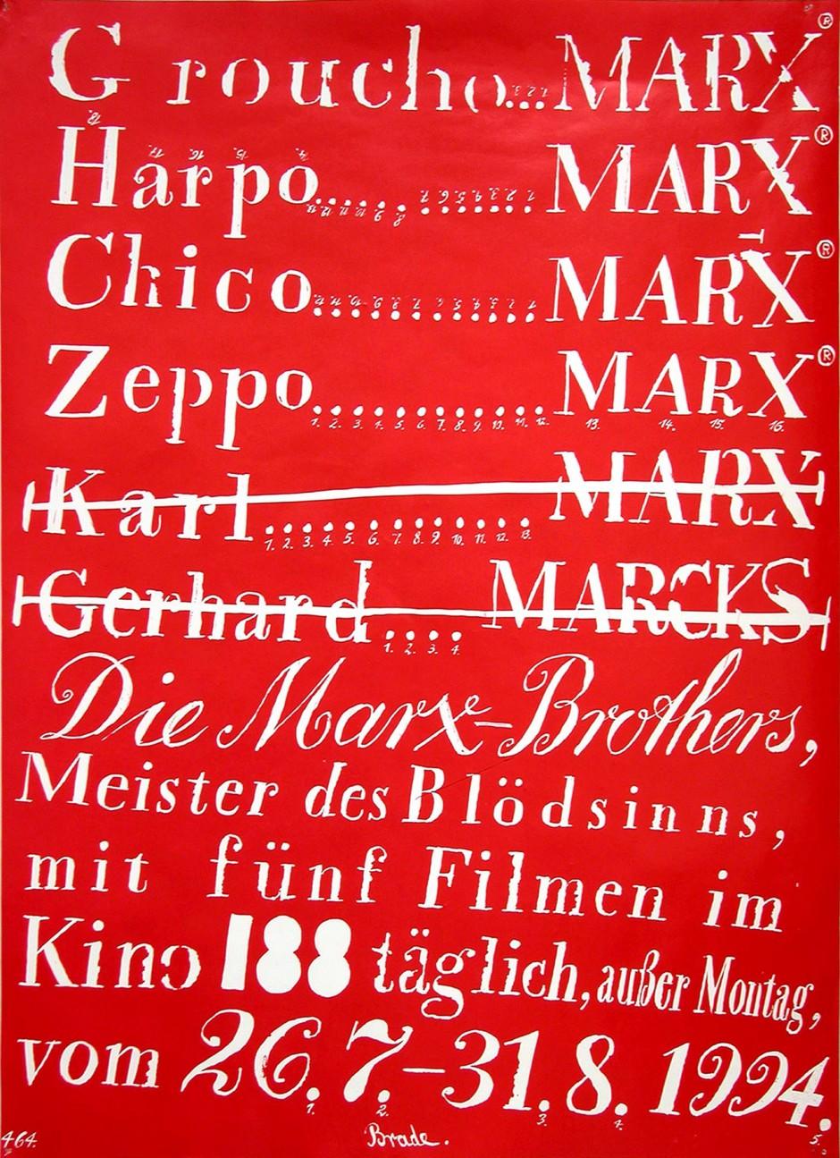 Gestalter: Helmut Brade Repro: Hochschularchiv Burg Giebichenstein Kunsthochschule Halle 59x84 (A1)